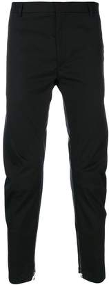 Lanvin zip cuff trousers