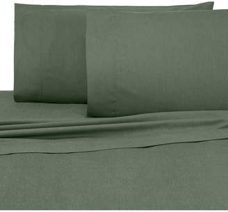 Izod Chambray 300 Thread Count 4-Pc. Queen Sheet Set Bedding