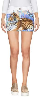 Philipp Plein Denim skirts - Item 42657956QM