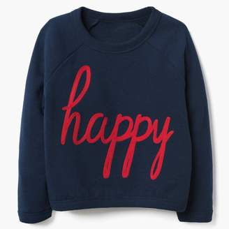 Gymboree Happy Sweatshirt