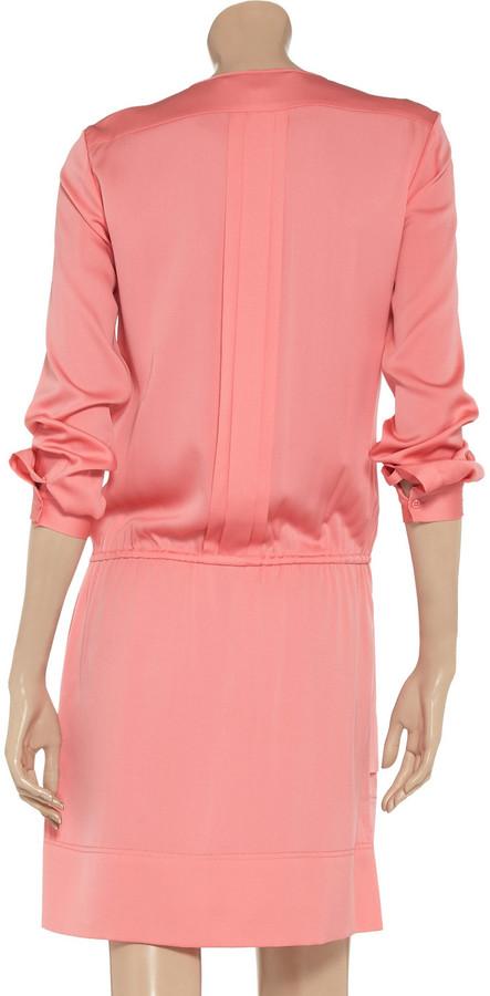 Diane von Furstenberg Francesca stretch-silk dress