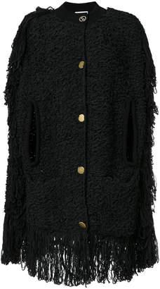 Sonia Rykiel fringed coat