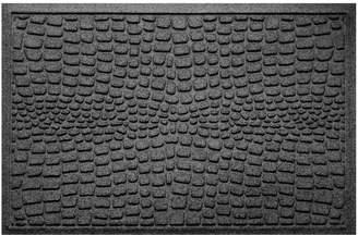 Bungalow Flooring Alligator Doormat/Pet Feeder Mat