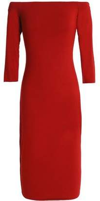 Bailey 44 Camila Off-The-Shoulder Stretch-Jersey Dress