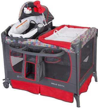 Baby Trend Hello Kitty Deluxe Nursery Center Playard