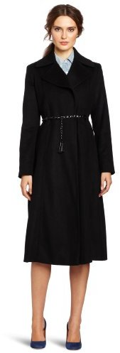 Via Spiga Women's Midi-Length Wool Coat