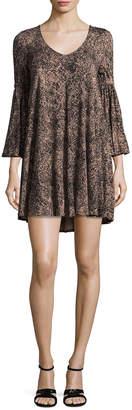 Rachel Pally Jethro Printed Mini Dress