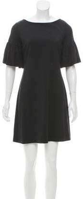 Susana Monaco Short Sleeve Mini Dress