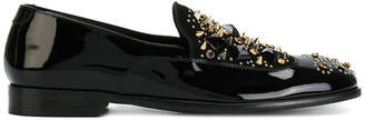 Dolce & Gabbana studded slippers