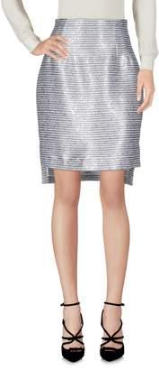 Talbot Runhof Knee length skirts