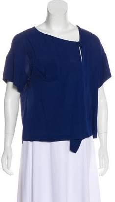 3.1 Phillip Lim Short Sleeve V-Neck Top