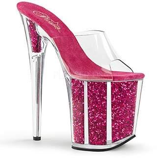 Pleaser USA Women's Flam801g/Cforwardslashhpg Platform Sandal