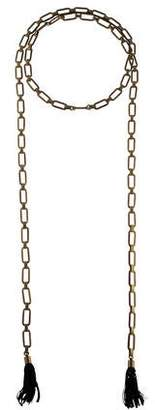 Isabel Marant Tassel Chain Necklace