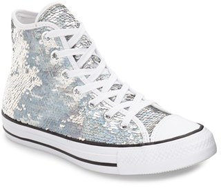 Converse Chuck Taylor ® All Star ® 'Holiday Party' Sequin High Top Sneaker (Women) $79.95 thestylecure.com