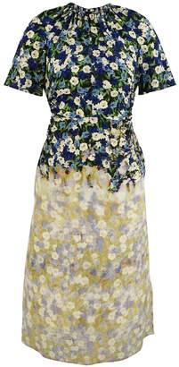Rokh Long silk dress