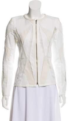 IRO Allegra Collarless Jacket