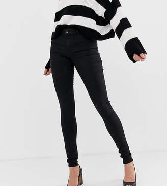 Vero Moda Tall skinny jean in black