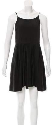 3.1 Phillip Lim Sleeveless A- Line Dress