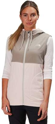 The North Face Mountain Sweatshirt Hooded Vest - Women's