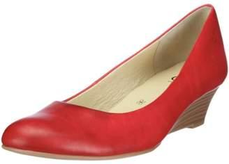 Caprice Women's 9-9-22301-26 Closed-Toe Pumps Size: 7 UK
