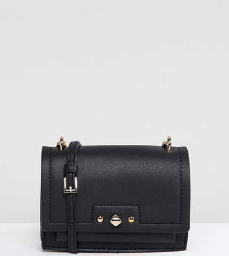 Accessorize Priscilla black cross body bag