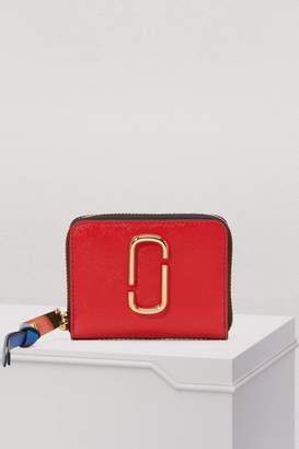 Marc Jacobs Mini zip card-case