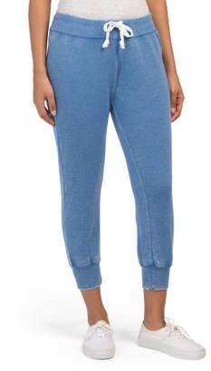 b18e77b8e66 Girls Cotton Cropped Pants - ShopStyle