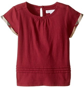 Burberry Kids - Giselle Tee Girl's T Shirt $70 thestylecure.com