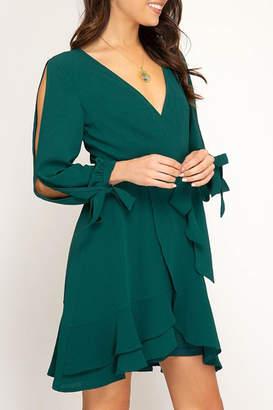 Emerald Green Dress - ShopStyle Canada 6e2f1d77e