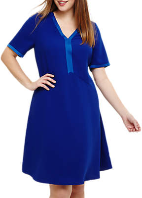 Studio 8 Francesca Swing Dress, Cobalt