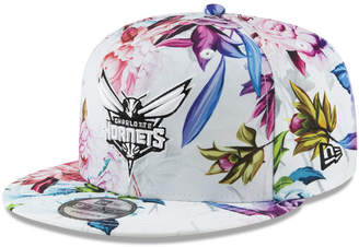 New Era Charlotte Hornets Funky Floral 9FIFTY Cap
