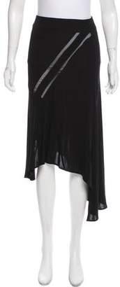 Yigal Azrouel Asymmetrical Midi Skirt