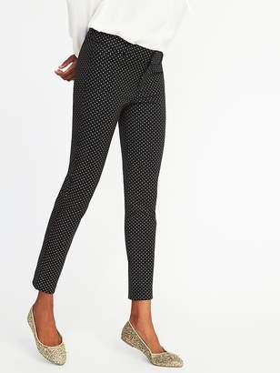 Old Navy Mid-Rise Pixie Pants for Women