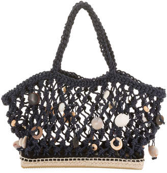 Altuzarra Small Espadrille Tote Bag