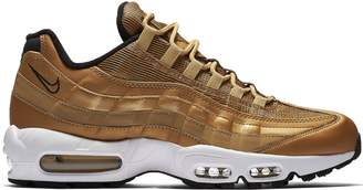 Nike 95 Metallic Gold