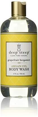 Deep Steep Argan Oil Body Wash