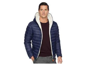 Save the Duck Basic Hooded Jacket (Sherpa Lined)