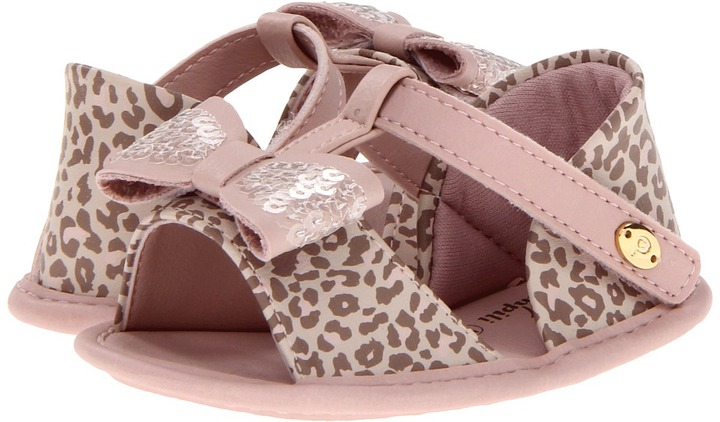 Pampili Camomila 260 (Infant/Toddler) (Nude/Rose Gloss) - Footwear