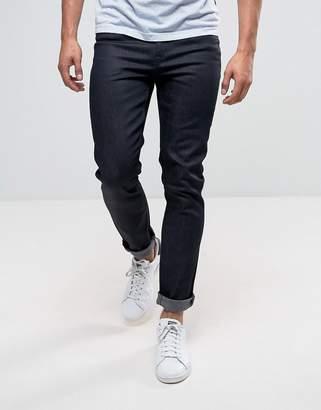 Cheap Monday Sonic Slim Jeans in Dark Blue