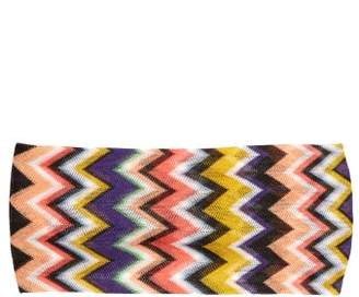 Missoni mare Mare - Multicoloured Zigzag Headband - Womens - Multi