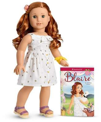 American Girl Girl of the Year 2019 Blaire Doll and Book