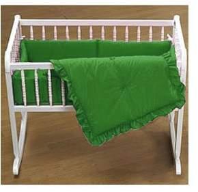 Harriet Bee Durkee Cradle Bedding Set