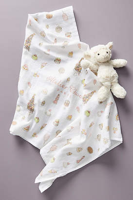 Atelier Choux Organic Printed Swaddle