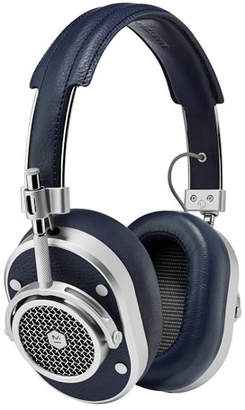 Master & Dynamic MH40 Over-Ear Headphones, Navy