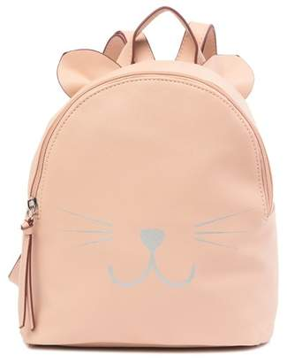T-Shirt & Jeans Cat Backpack