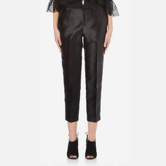 Three floor Women's Laurent High Rise Tapered Leg Trousers
