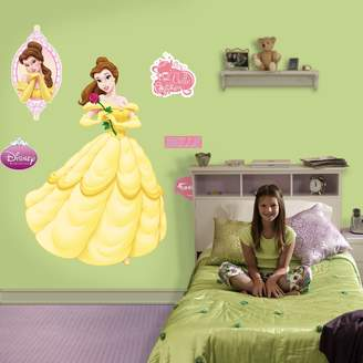 Disney Fathead Princess Belle Wall Decal
