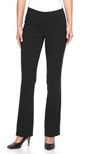 Women's Apt. 9® Modern Fit Bootcut Dress Pants $48 thestylecure.com