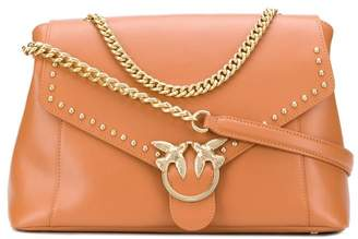 Pinko embellished shoulder bag