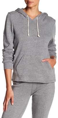 Alternative Fleece Hooded Pullover